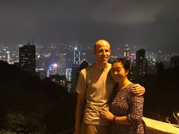 MAP + HK Skyline