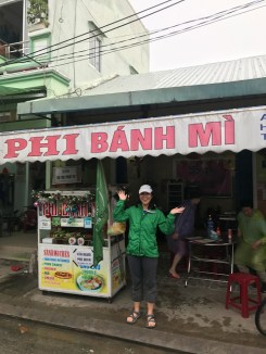 Banh Mi #1 in Hoi An.