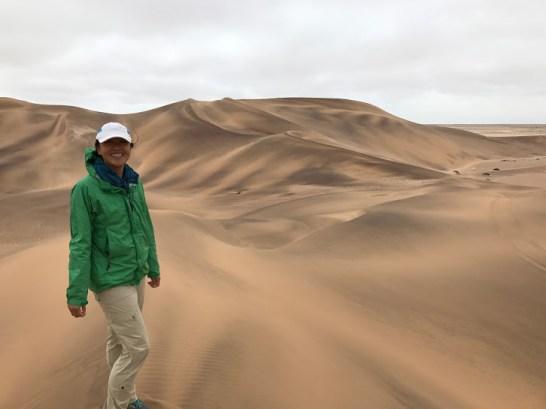 Dune sans buggy.