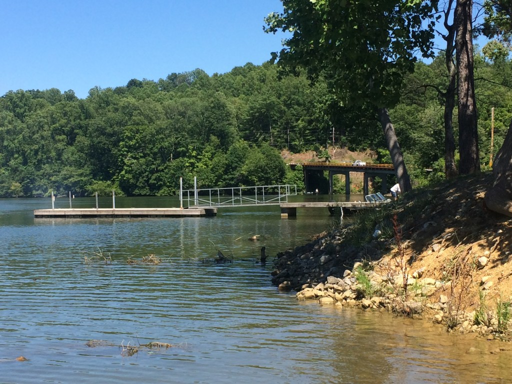 Roane County Parks - Caney Creek Boat Dock