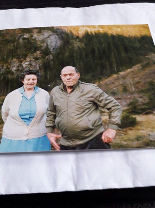 2 fine min far og tante Haldis