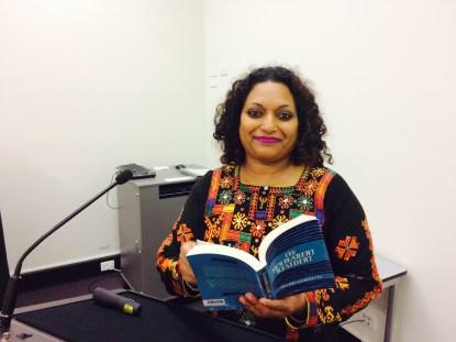 Waverley Library author talk 16MAR2017