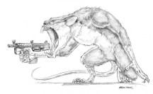 Ratvarian hulk by Baron Engel