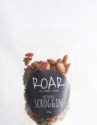 ROAR superfood activated scroggin