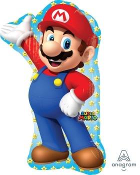 Super Mario Supershape Balloon