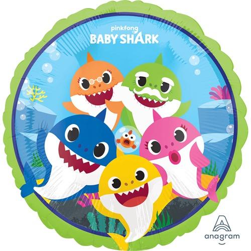 "18"" Baby Shark Balloon"