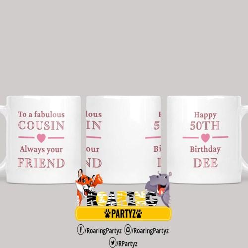 Generic Personalised Mug