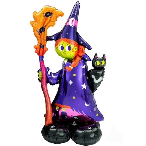 """55"""" Scary Witch Airloonz"""