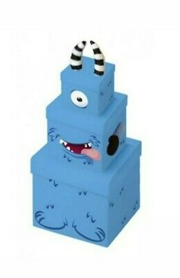 Personalised Monster Stacking Box