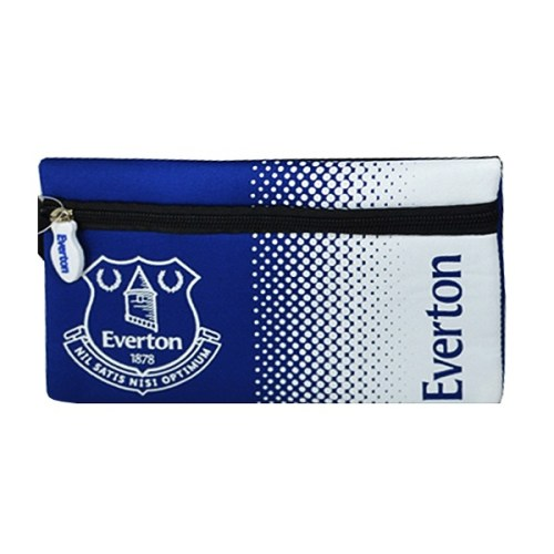 Everton Flat Pencil Case