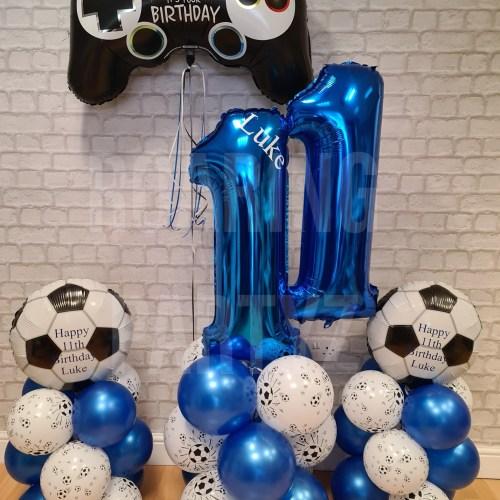 Football Balloon Package