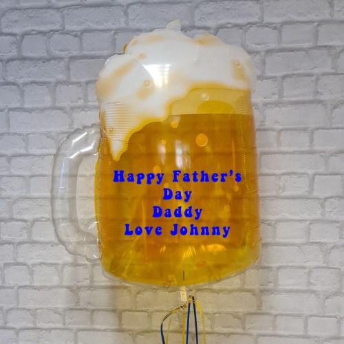 27 Inch Beer Balloon