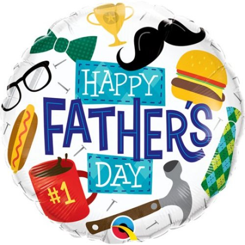 18 Inch everything Father's Day Balloon