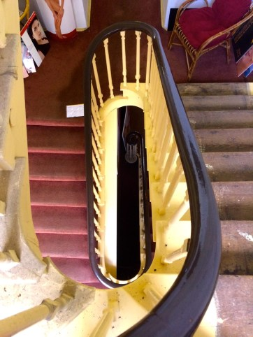 Grand old staircase