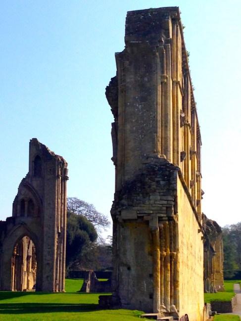 high ruins
