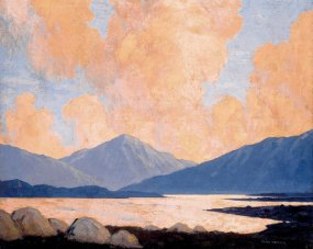 Paul Henry In the West of Ireland