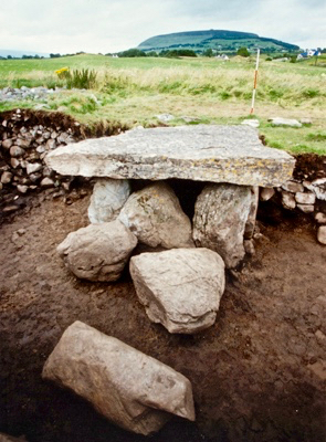 tomb 51 Listoghil befor restoration