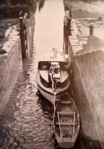 Lyons House Lock Grand Canal