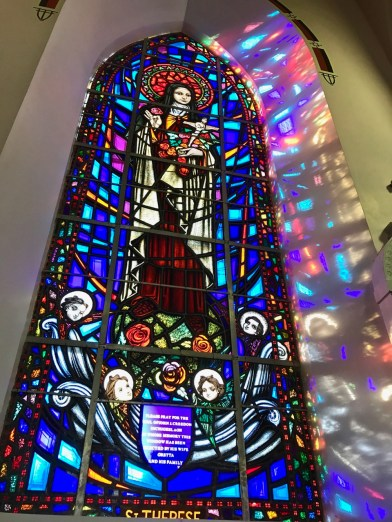 st therese window inchigeela