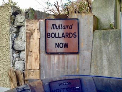 Bollards now