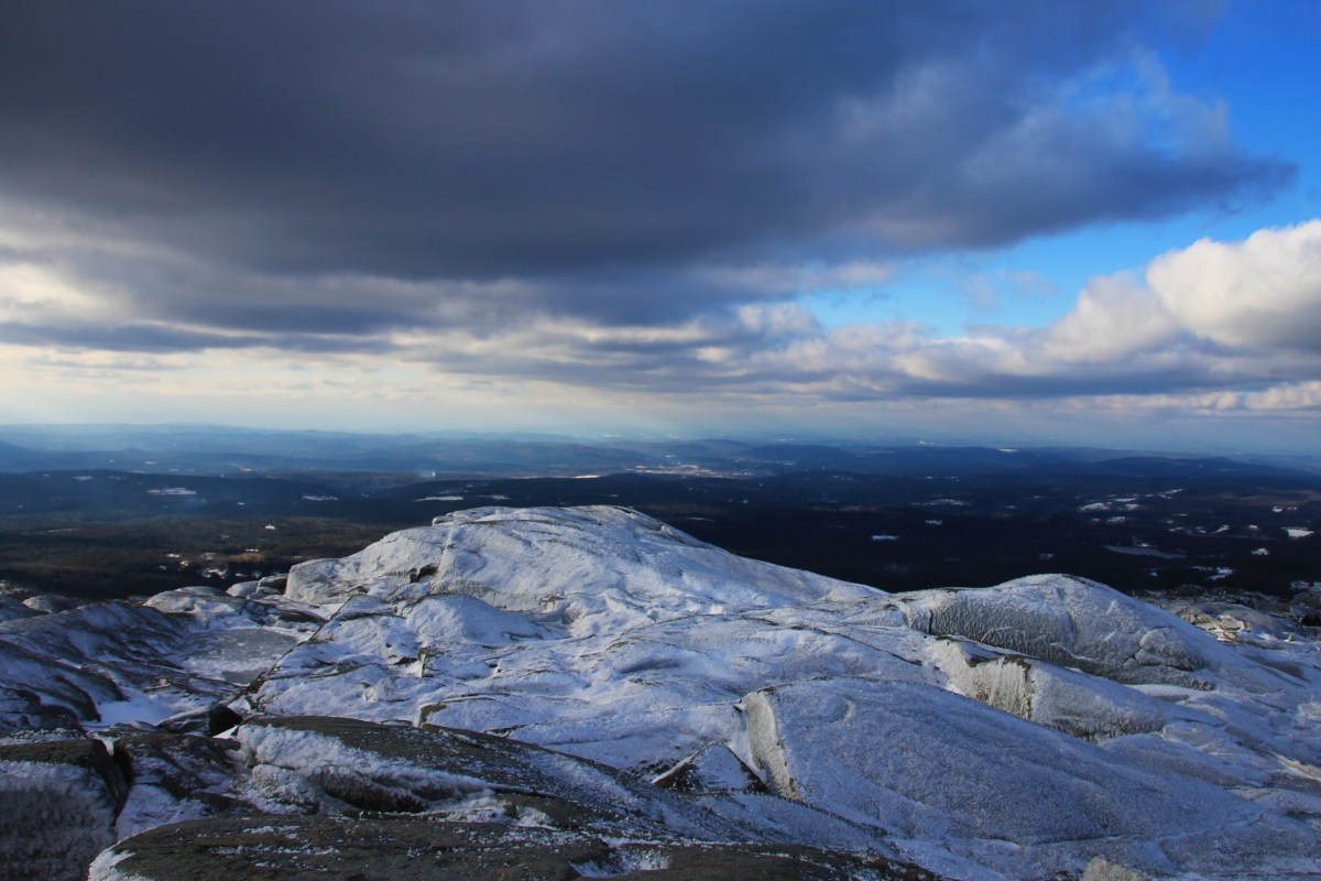 The Secrets of Mount Monadnock