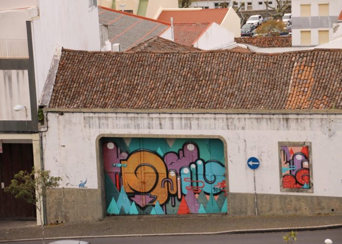 Extraordinary Street Art of the Azores