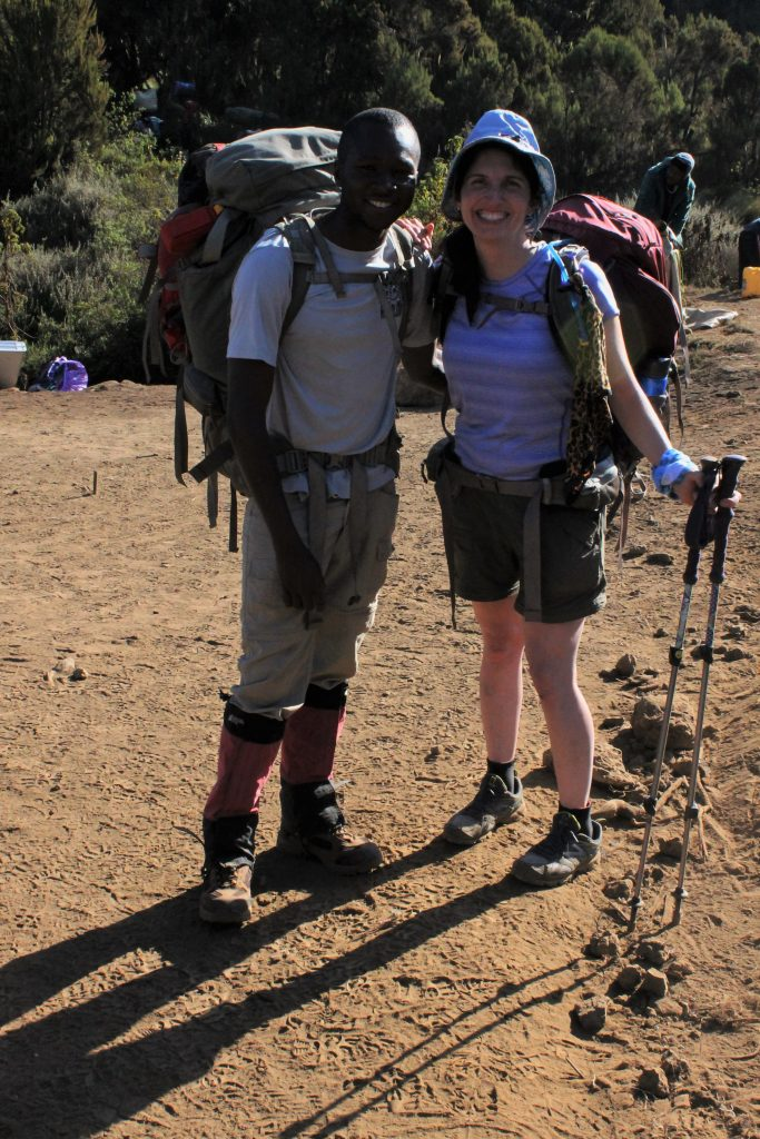 Peek into the Life of a Kilimanjaro Guide