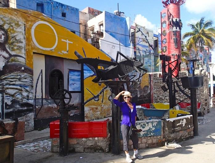 Art Around Every Corner in Havana Discover Cuba's Street Art Scene
