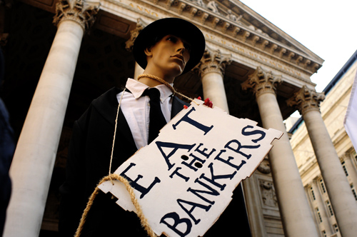 Post image for Passive revolution: are the rich starting to get scared?