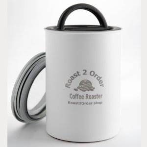 Coffee and Tea Storage canisters