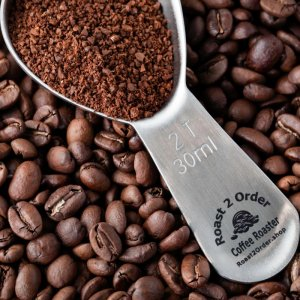 Stainless Steel 2 Tablespoon Coffee Scoop