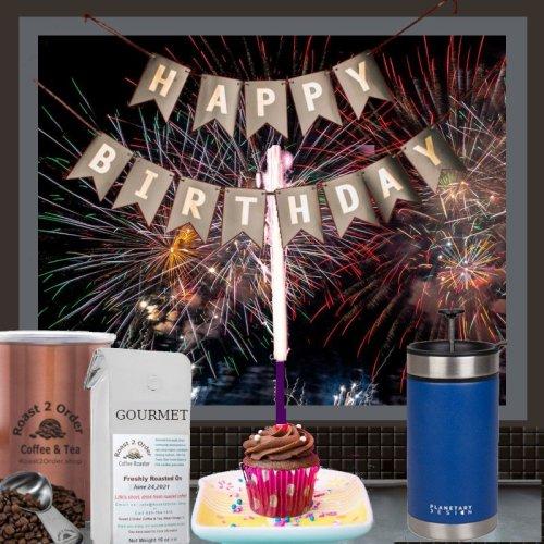 Roast 2 Order Birthday Celebration