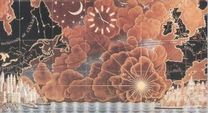 The Atlantic by Macdonald Gill