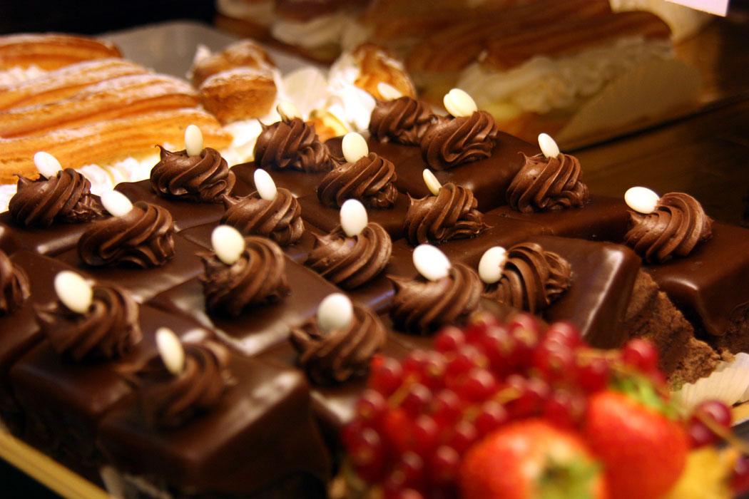 Amandine_cake
