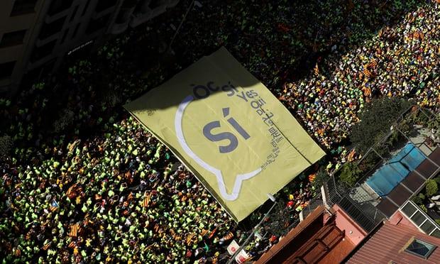 diada barcelona 2017