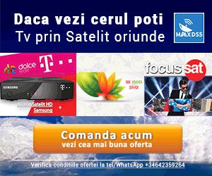 banner maxdss tv satelit