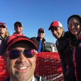 Golden Gate Tri Club here to Cheer!