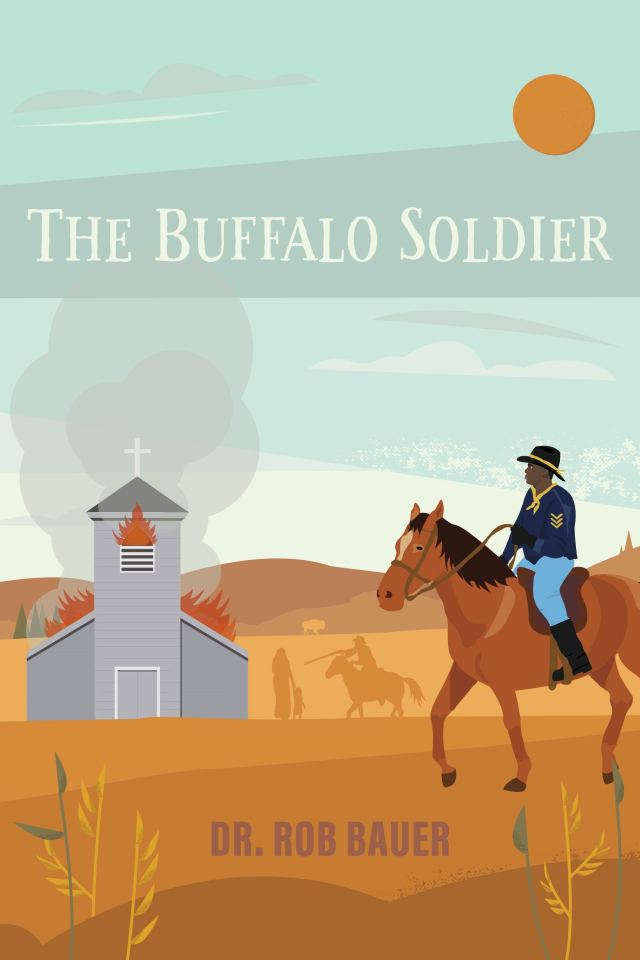 Buffalo Solider for Carousel