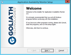 availability monitor