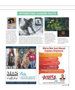 Nac mag story — female gamers page 4