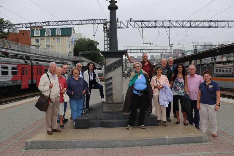 Vladivostok - The arrival (1)