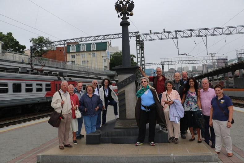 Vladivostok - The arrival (2)
