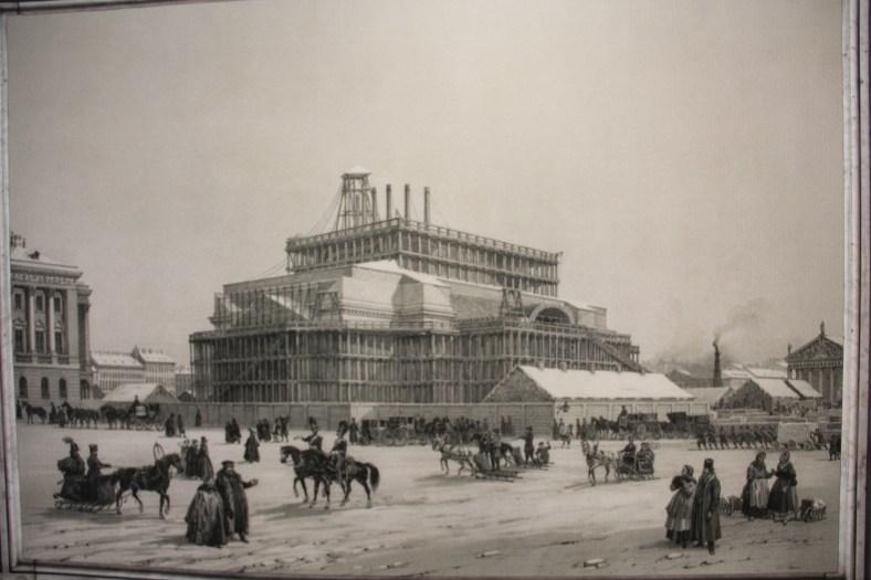 St Isaacs - Construction 2