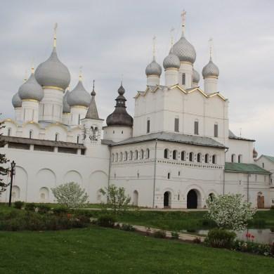 Rostov Kremlin Churches