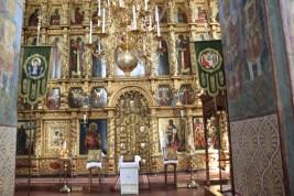 Suzdal - Cathedral of the Transfiguration - Iconostasis 2
