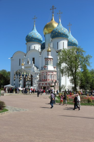 Sergiev Posad - Cathedral of The Assumption