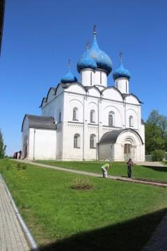 Suzdal - Church of Holy Virgin