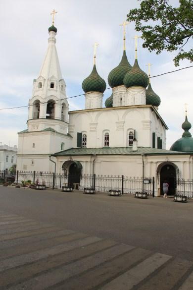 Yaroslavl - Church