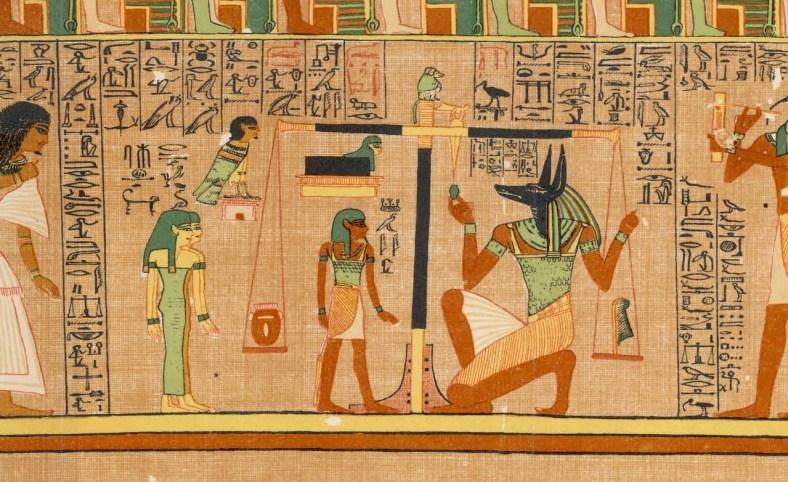 Egyptian Book of the Dead -- Britannica Online Encyclopedia