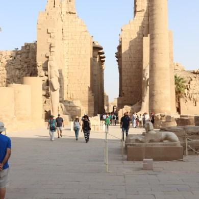 Temples at Karnak (4)